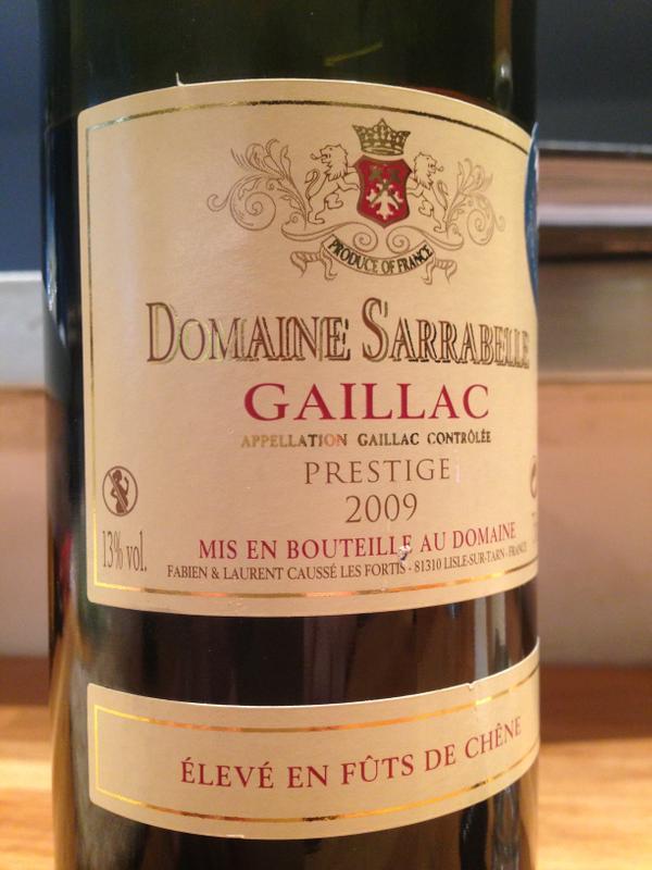 Sarrabelle Gaillac