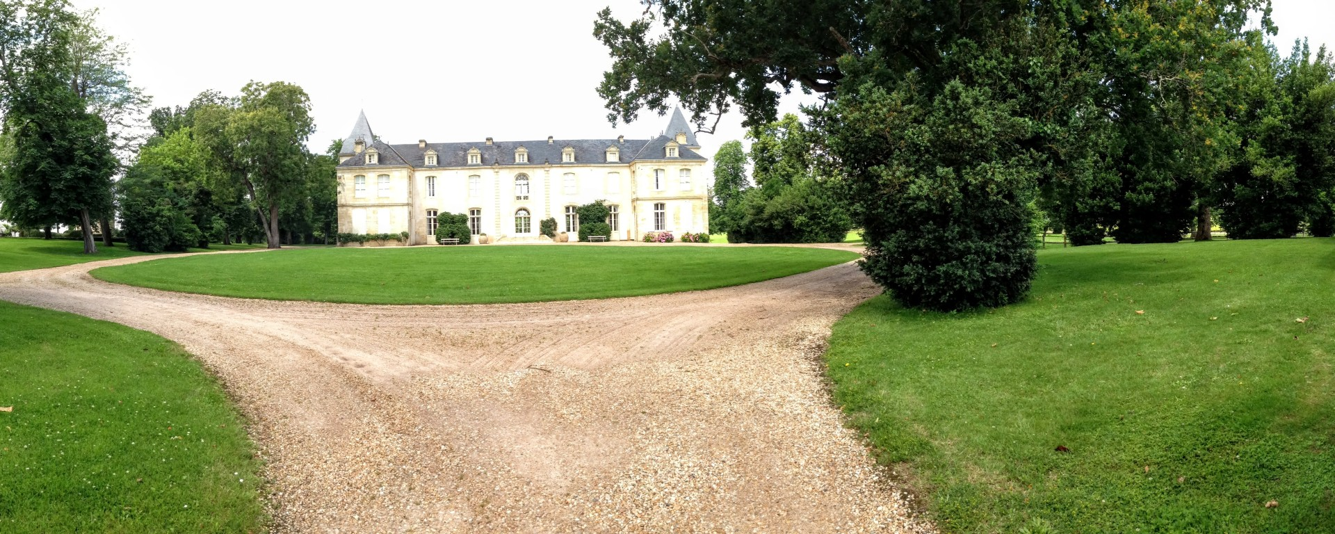 panorama chateau reignac