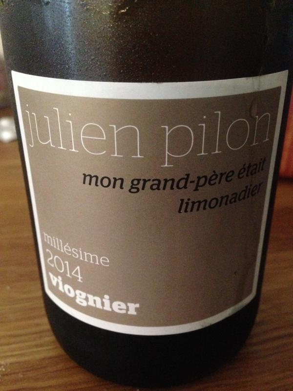 julien pilon mon grand pere etait limonadier