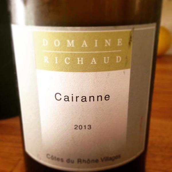 Domaine Richaud Cairanne