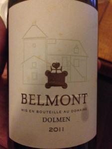 belmont-dolmen