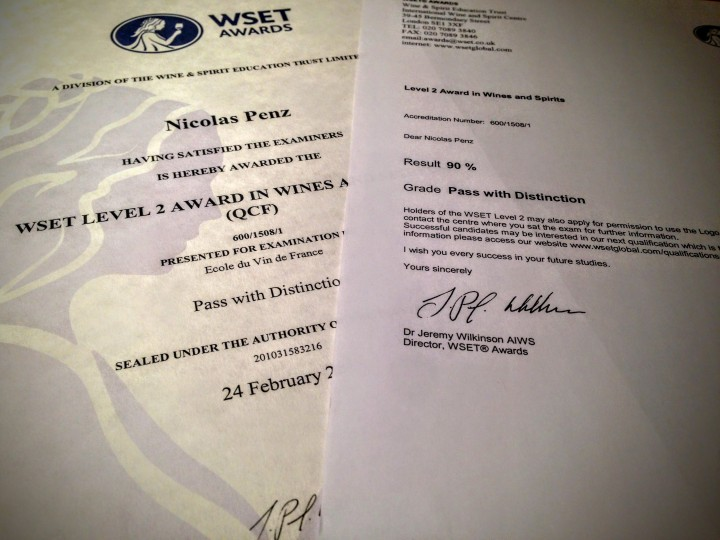 WSET-pass-with-distinction